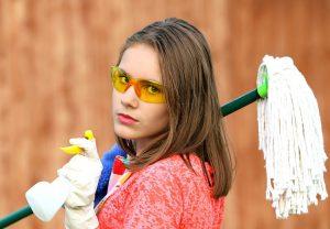 schoonmaakmiddelen