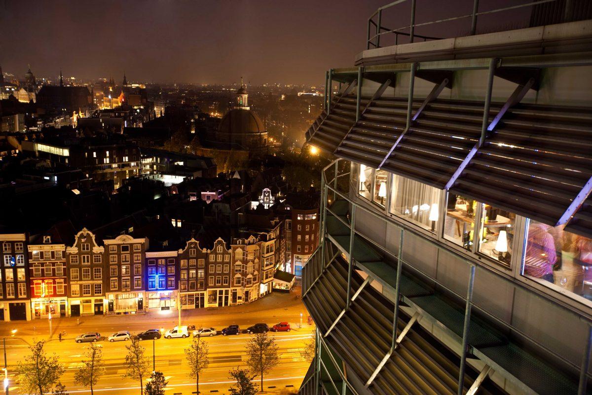 Een vergaderlocatie Amsterdam