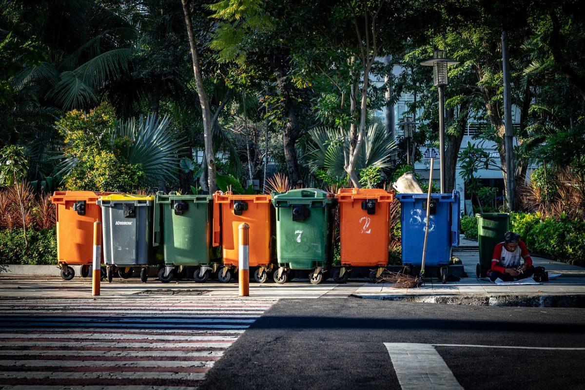 De juiste manier om het afval te verwerken!
